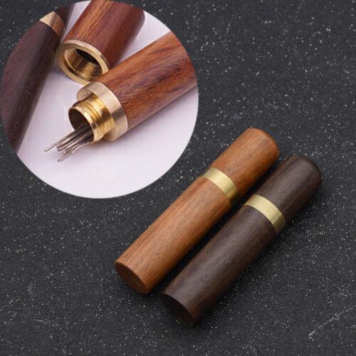 Storage Bucket for Leather Craft Sewing Needles DIY Handicraft Craftsmen Studio