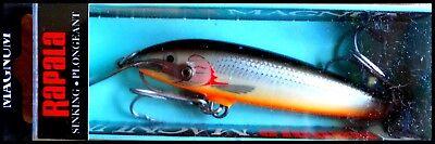 SUPER RARE RAPALA ORIGINAL FLOATER OF 11 cm SSH Silver Shiner color