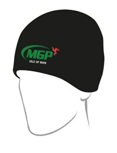 Offiziell Manx Grand Prix MGP Black Beanie Hat