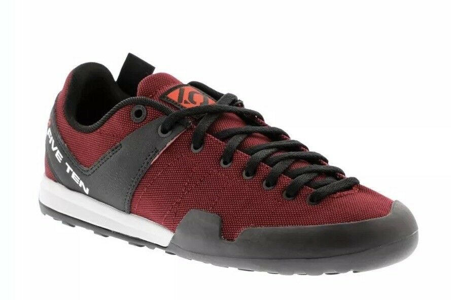 Five Ten Para Hombre enfoque pro Borgoña Zapatos Talla 9.5