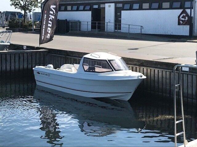 Smartliner Cuddy 21, Hardtopbåd, årg. 2017
