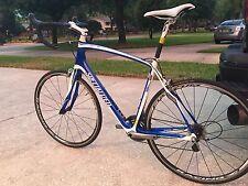 2011 Specialized Roubaix Expert SL3 58 cm Carbon Road Bike Ultegra Components