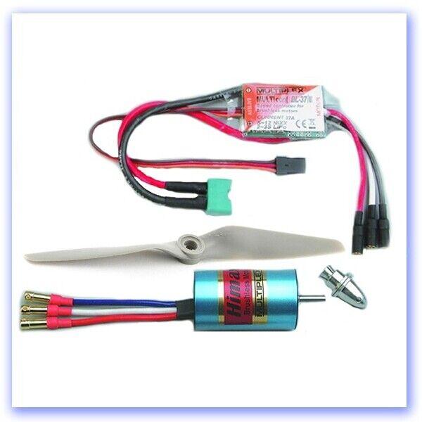 Multiplex  divertimentojet Set di potenza Brushless Official 332630  vendita calda online