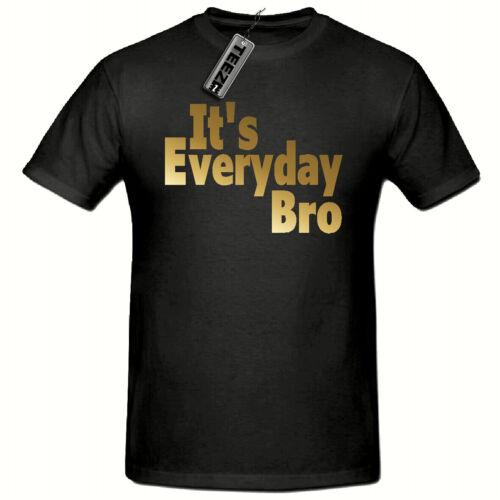 Jake Paulers Gaming tshirt Gold It/'s Everyday Bro Youtuber Childrens tshirt