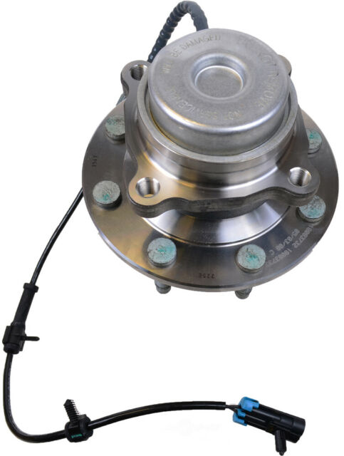 Wheel Bearing and Hub Assembly Front SKF BR930352