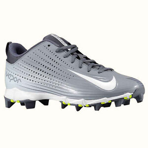 40b18caa6a75 Nike Vapor Keystone 2 Low Stealth Mens Baseball Cleats- Style 684698 ...