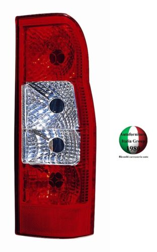 FANALE FANALINO STOP POSTERIORE DESTRO DX FORD TRANSIT 06/>13 2006/>2013