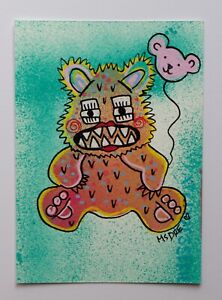 Imaginary-Friend-Kawaii-Cute-Monster-Stencil-Original-Graffiti-Painting-MsDre-A6