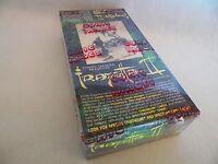 Frazetta Ii Frank Frazetta Fantasy Art Cards Unopened Pack Box Comic Images Ns85