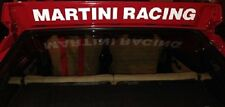 Adesivi stickers martini racing spoiler lancia delta hf integrale 8-16 evo 1-2