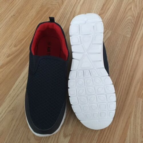Shoe Trainer Size Navy Absorb Light Shock Mens Orthopaedic Diabetic Cross Retro Sq8wxzA7g