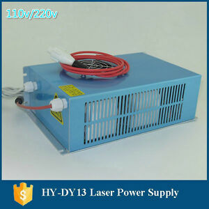 Humorous 60w 80w 100w 120w 150w Power Supply For Co2 Laser Tube Hair Extensions & Wigs