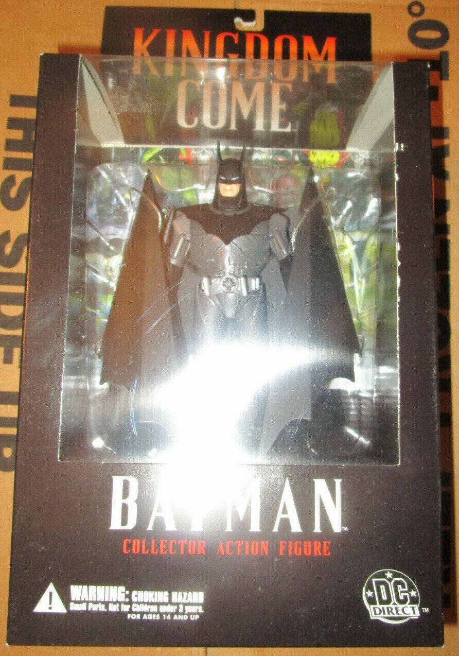 DC DIRECT ALEX ROSS KINGDOM COME BATMAN FIGURE