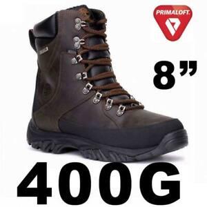 "MENS TIMBERLAND THORNTON 8"" PRIMALOFT 400G WATERPROOF WINTER 5852A242 BOOTS 13"