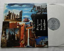 DEVINE & STATTON Cardiffians ORIG LP DISQUES DU CREPUSCULE - Marc Ribot MINT