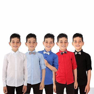 Linen top Boys long sleeve shirts Boys linen shirt White long sleeve shirts Boys shirts Linen boys outfit White linen dress shirts