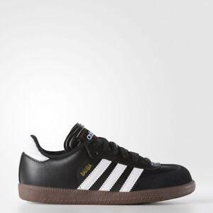 Adidas Samba Classique J JUNIOR KID'S Cuir Noir Football Chaussures Décontractées - 036516-afficher le titre d`origine sgxBxHtK-07153343-524590600