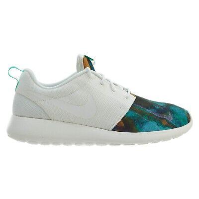 hot sales 28109 66787 Nike Roshe One Print Tye Dye Mens Ar1950-100 Sail Menta Running Shoes Size 8