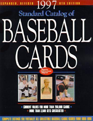 1997 Standard Catalog of Baseball Cards [Standard Catalog of Baseball Cards, 6th