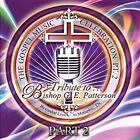 The Gospel Music Celebration Pt. 2 Tribute to Bishop G.e. Patterson CD