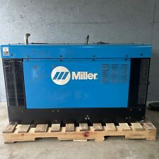 2014 Miller Big Blue 400 Pro Kubota 20hp Diesel Kubota Welder Generator Welding