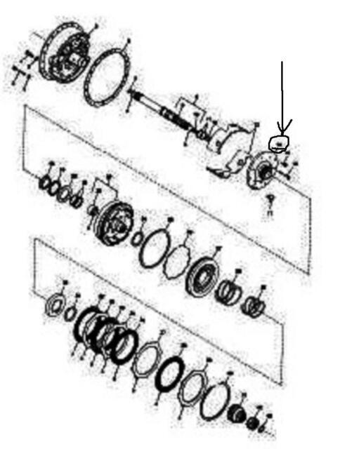 Gm Powerglide Transmission Parts
