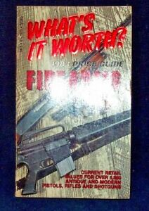 1983 Firearms Price Guide What S It
