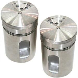 2x-epices-fidele-Set-epandeur-Noble-Arome-recipients-en-verre-et-acier-inoxydable-8-5x5x5cm