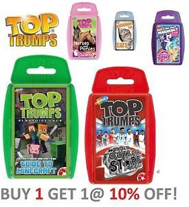 Top-Trumps-Card-Games-New-Releases-17-to-Choose-From-10-OFF