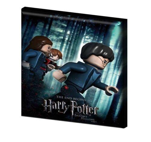 """Lego harry potter books-Canvas Photo 10 /""""x 10/"""" seulement £ 7,99-7 dessins"""