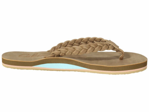 Cobian Braided Pacifica Flip Flops Women/'s Thongs Sandals Shoes