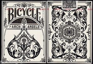 1-deck-BICYCLE-ARCH-ANGELS-playing-cards-poker-size