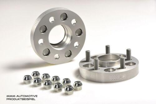 H /& R SV 50mm 5024541 toyota corolla tipo e11 ensanchamiento pista placas