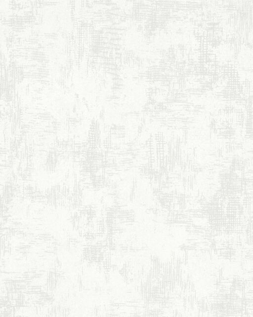 Marburg Tapete Nabucco 58002 Uni de un Solo Color Blanco Satén