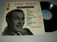 TINO ROSSI 33 TOURS LP FRANCE CHANSONS DE MES FILMS
