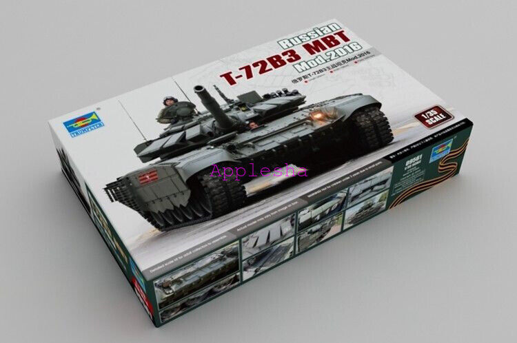 Trumpeter 09561 1 35 Russian T-72B3 MBT Mod. 2016 Hot