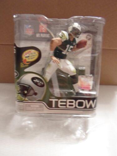 Tim Tebow New Mint McFarlane NFL Series 30 Jets Fast Shipping