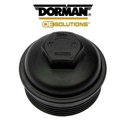 Dorman Oil Filter Housing Cap Cover for Cobalt Vue Grand Am Olds Alero