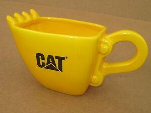 Cat Cup Teeth Caterpillar Bucket Mug Coffee