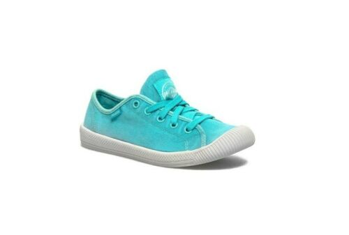 Palladium Womens Flex Lace Shoes Capri Mrshmllw Blue Size US 6