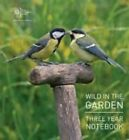 RHS Wild in the Garden Three Year Notebook by Royal Horticultural Society (Paperback, 2013)