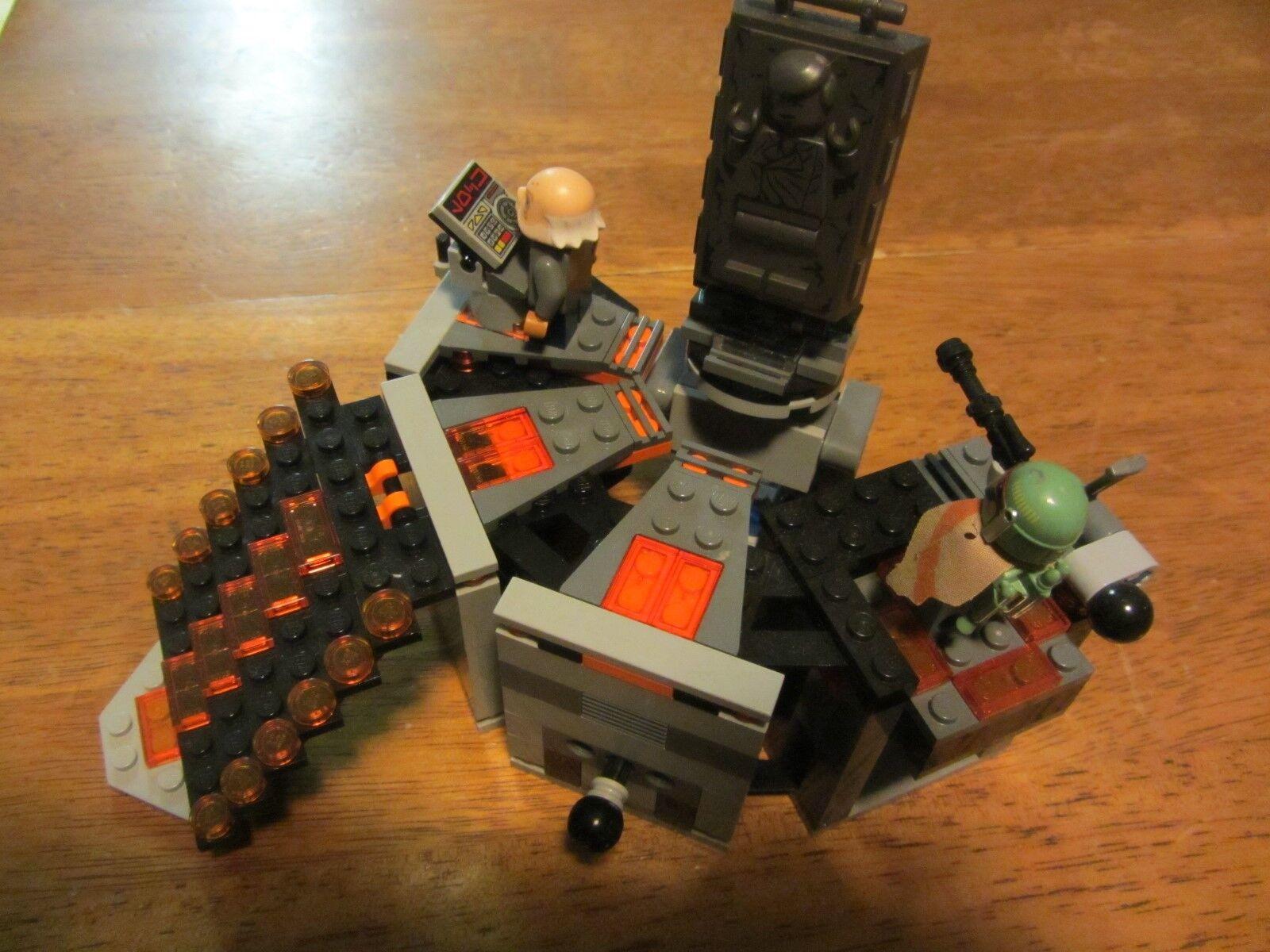 Lego Star Wars set 75137 Carbon Freezing Chamber with Boba Fett