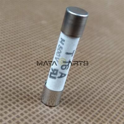 SIBA Ceramic Tube Time-Lag Cylindrical Fuse 7006565 1A T1A H500V