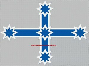EUREKA-CROSS-SOUTHERN-CROSS-BLUE-BIKER-BACK-PATCH-420-x-310mm