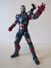 Marvel Legends Ironman movie 3 JAMES RHODES Iron Patriot 6 inch action figure