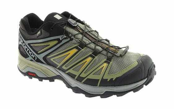 salomon men's x ultra mid aero hiking boot