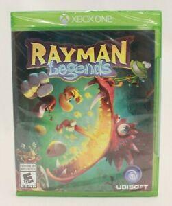 Rayman Legends (Xbox One) Brand New Sealed