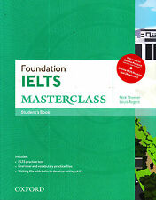 Oxford Unv Press FOUNDATION IELTS MASTERCLASS Student's Book w Online Access NEW