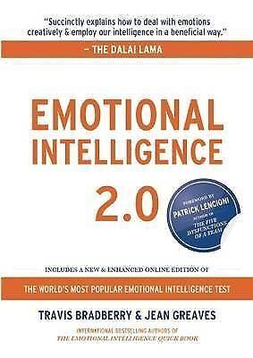 Emotional Intelligence by Travis Bradberry (Hardback, 2009)
