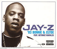JAY-Z - '03 Bonnie & Clyde (ft BEYONCE KNOWLES) (UK 4 Tk Enh CD Single)